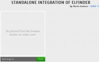 Интеграция на elFinder